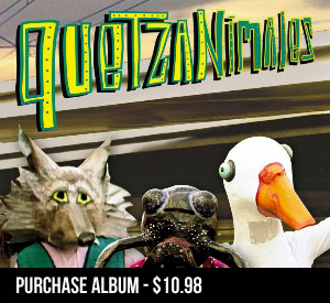 Purchase QUETZANIMALES $10.98