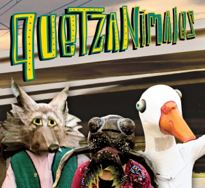 Quetzanimales Album Cover