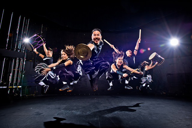 Taiko Project - image by Rob Hammer